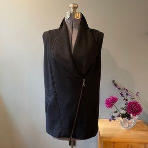 Anthropologie Drew Asymmetrical Vest